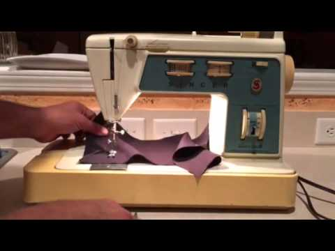 Singer Sewing Machine 40 Special Zig Zag Model Touch Sew EBay Amazing Ebay Sewing Machines Singer