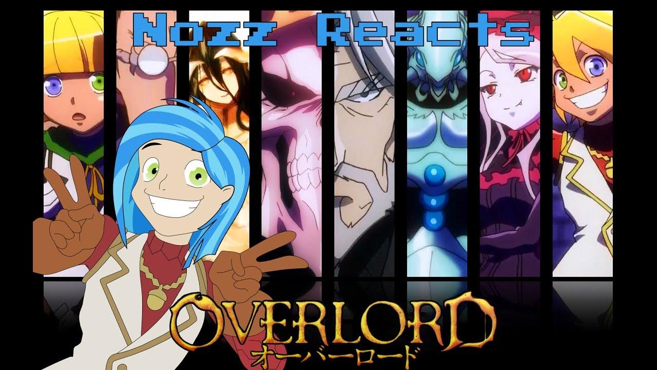 Nozz Reacts | Overlord Season 3 [Episode 5]