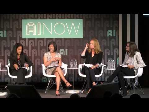 Panel: Governance Gaps Under Trump   AI Now 2017