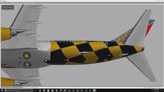 X Plane 11 | Speed Art | Maryland One Creation