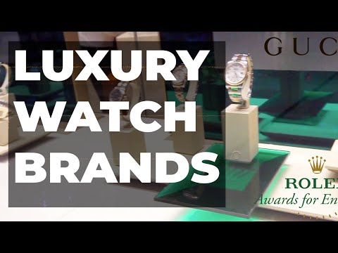 LUXURY BRAND WATCHES IN DUBAI