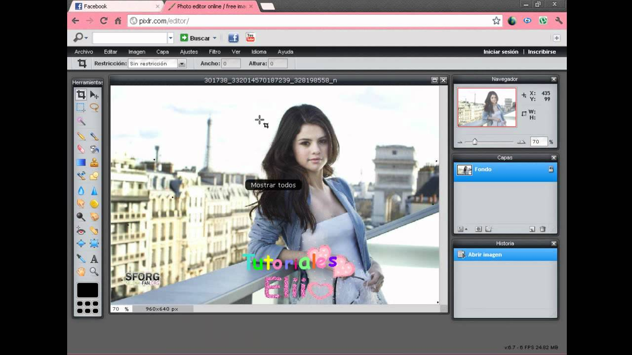 Efecto Andy Warhol con Photoshop CS5 - slideshare.net
