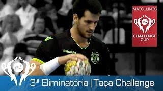 3ª Eliminatória | Challenge Cup
