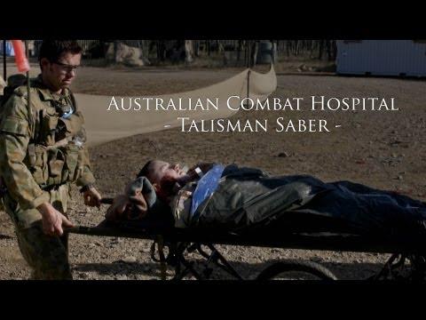 Australian Combat Hospital - Talisman Saber