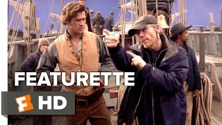 In The Heart Of The Sea Featurette - Ron Howard: American Legend (2015) - Drama HD