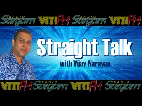 Straight Talk - Voreqe Bainimarama and Ro Teimumu Kepa