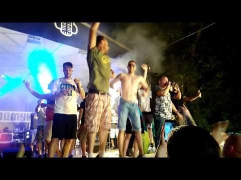 Beogradski Sindikat, live, Маймунарника, София, 24.06.2017