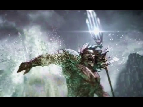 AQUAMAN - JUSTICE LEAGUE PART ONE Featurette - Featurette (2017) DC Superhero Movie HD