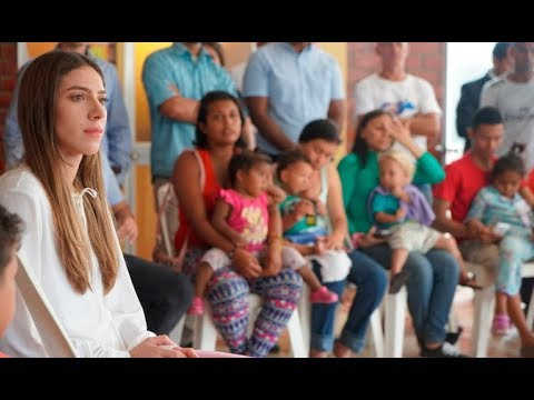 Fabiana Rosales, esposa del presidente interino de Venezuela Juan Guaidó | Reporte Semanal