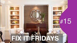 Interior Design | Small Living Room Decorating Ideas | FIF # 15