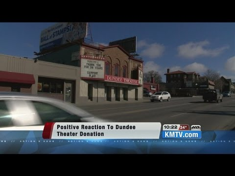 Omaha film community supports Film Streams' plans for Dundee Theater