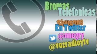 Broma telefónica: Paloma vs La chunga de Lorca