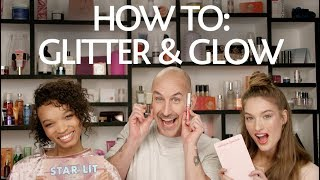 How To: Glitter & Glow | Sephora Mp3