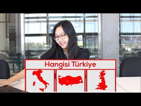 Koreli ve Japonlar Türkiye Hakkında Ne Biliyor??