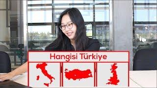 Koreli ve Japonlar Türkiye'yi ne kadar taniyor?