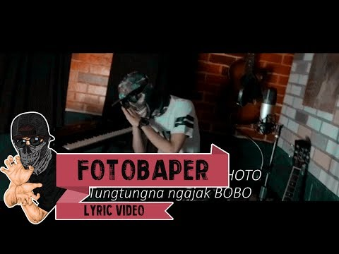 Asep Balon - Fotobaper [Official Lyric Video]
