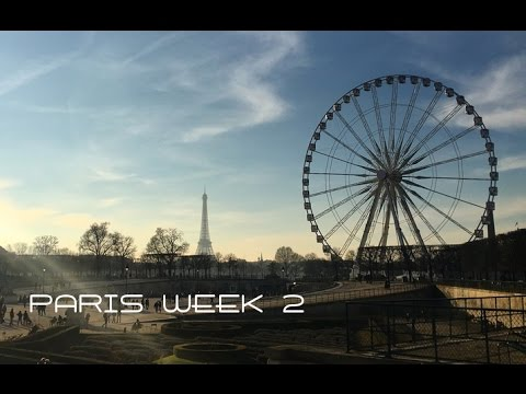 LIFE IN FRANCE | Week 2