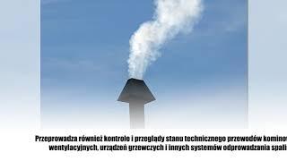 Usługi kominiarskie  naprawy przewodów kominowych Sidłów Kominiarz Mariusz Kubacki