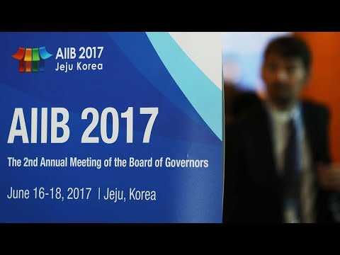Second annual AIIB meeting concludes with three new members