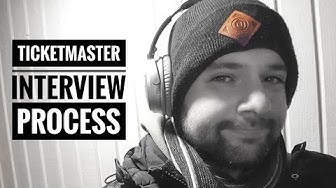 Ticketmaster interview process