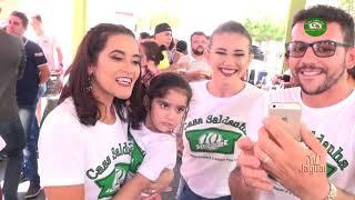 Aniversário de 10 anos das Casas Saldanha em Alto Santo