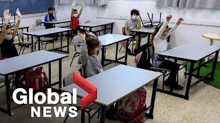 Coronavirus: Start of school pushed back for B.C. students