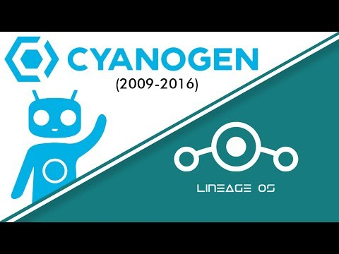 CyanogenMod: Rise and Fall | LineageOS: Inception