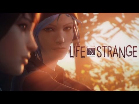 Let's Play Life is Strange Part 25 Zeitgeist Gallery
