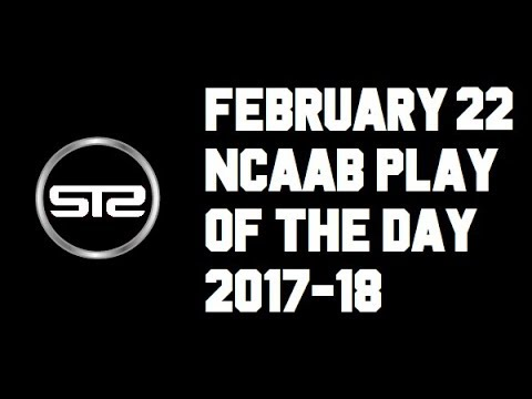 February 22, 2018 - College Basketball Pick of The Day - Today NCAAB Picks ATS Tonight 2/22/18