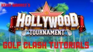 Golf clash hollywood hole 5 and shootout hole juniper point 1