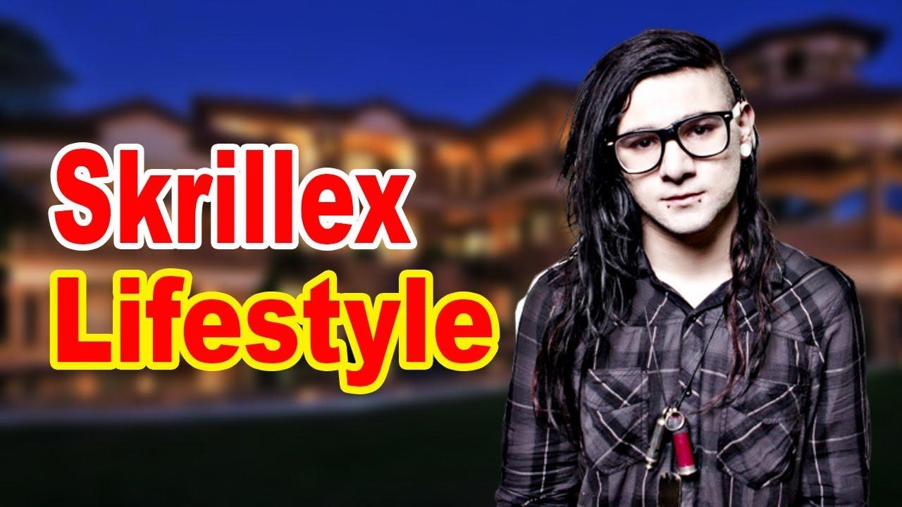 Girlfriend skrillex Skrillex Bio,
