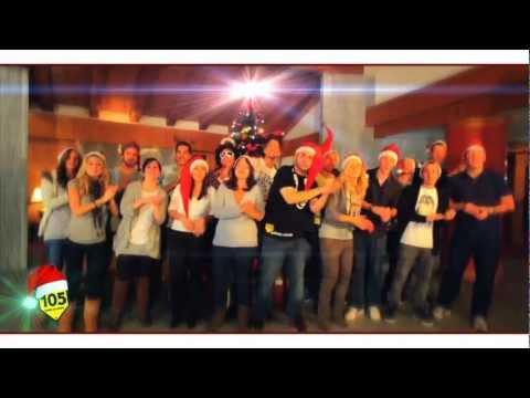 RADIO 105 CHRISTMAS SONG 2011