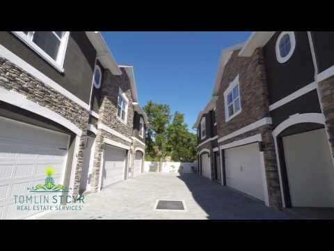 Traverse Townhomes tour