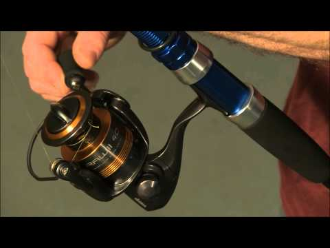 How To Spool A Reel With Braided Line