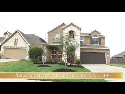 26926 Mustang Retreat Ln, Katy, TX 77494