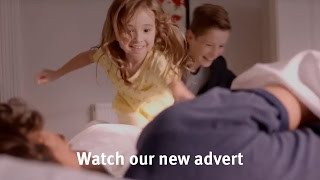 Silentnight Bed Brand Film 2016 - 60 Seconds