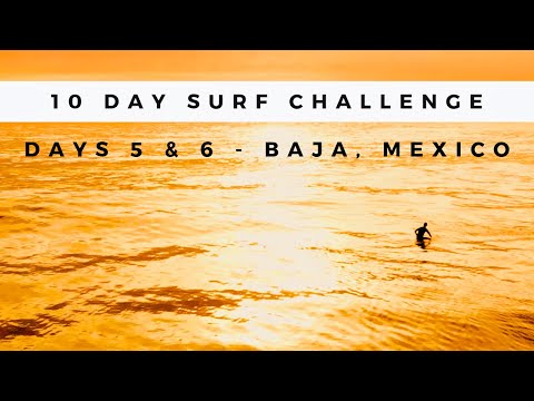We Cheated... We Went to Mexico - Day 5 and 6