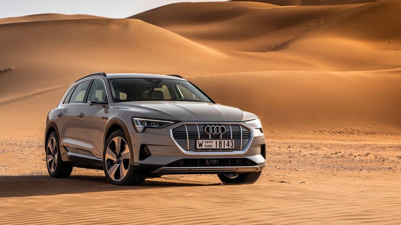 Audi e-tron – Vezettem!
