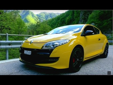 Renault Mégane RS 250 | Sound, Drive and Details