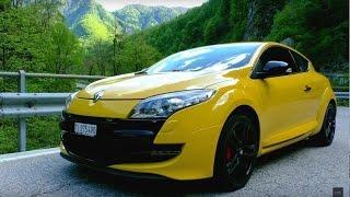 2010 New Renault Megane RS Videos