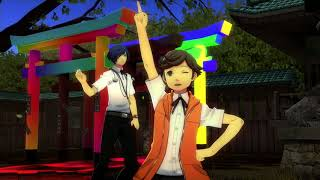 Persona 3 Dancing Moon Night: Light the Fire Up in the Night (Sasakure.UK Remix)