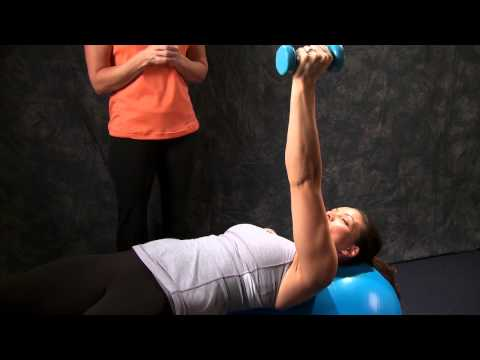 Shoulder and arm exercises | The Stone Clinic