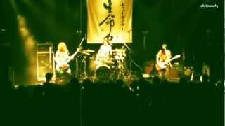 """Chatmonchy [チャットモンチー] live at : 滋賀U☆STONE (2008.01.29) """"..."""