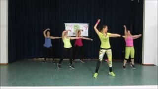 """""""Zumba He Zumba Ha"""" von DJ MAM`S Zumba fitness® mit Anke"""