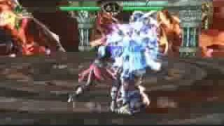 Soul Calibur 4 Match Video - Hilde VS Astaroth - SC4