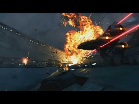 INVADING KAMINO - Star Wars Battlefront 2 starfighter assault!