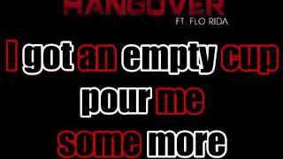 Taio Cruz feat, Flo Rida - Hangover [Lyrics]