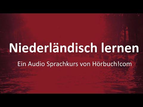 Niederländisch lernen für Anfänger YouTube Hörbuch Trailer auf Deutsch