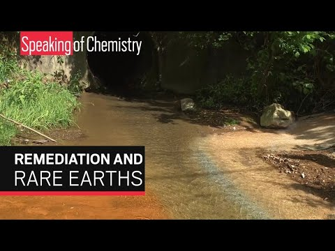 Rescuing Rare Earths From Coal Mine Waste — Speaking Of Chemistry