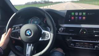 BMW 5-SERIES NEW 2017 -  IS SMOOTH AS BUTTER